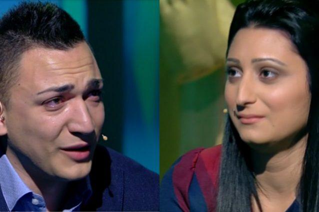 """Matteo si scusa con la moglie per la sua malattia: """"Avrei voluto renderti felice"""""""