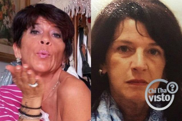 A sinistra Manuela Cacco, a destra la vittima Isabella Noventa