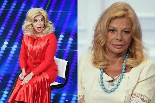 """Sandra Milo: """"Virginia Raffaele ha fatto cose migliori, brutte le battute sessiste"""""""