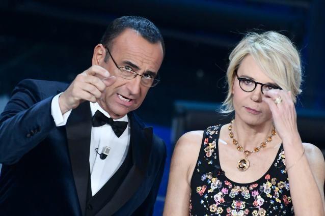 La terza serata di Sanremo 2017 fa ottimi ascolti: oltre 10,4 milioni di spettatori