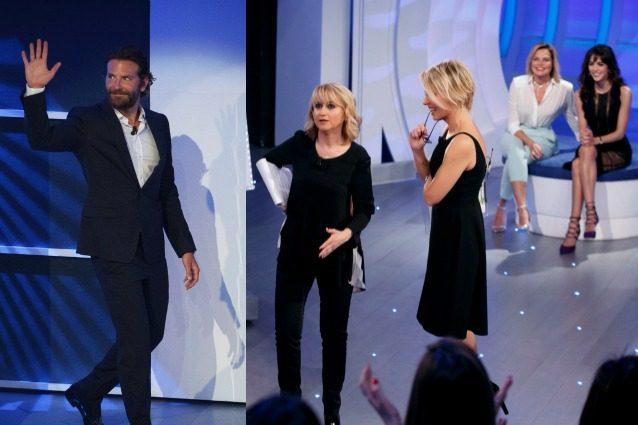 Ospiti della settima puntata Bradley Cooper, Littizzetto, Ventura e Rocio Munoz Morales