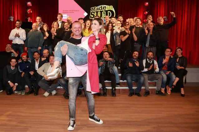 Gigi D'Alessio nuovo conduttore di Made in Sud con Fatima Trotta, Gregoraci confermata