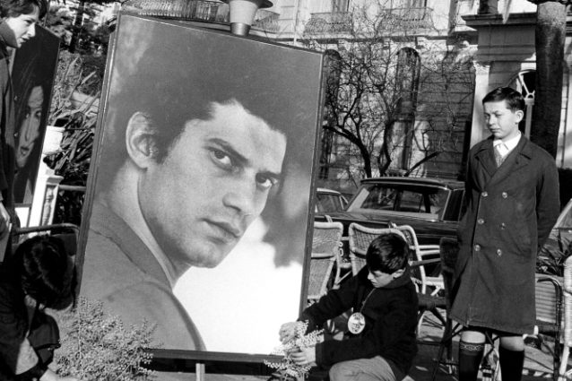 """""""Luigi Tenco è stato ucciso, aveva scoperto chi avrebbe vinto Sanremo 1967"""""""
