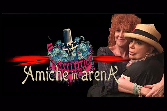 'Amiche in Arena' arriva in tv, il concerto evento contro il femminicidio e la violenza sulle donne