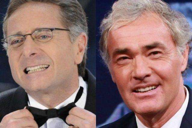 Niente Sanremo 2018 per Bonolis che resta a Mediaset, Giletti scalpita per il Festival