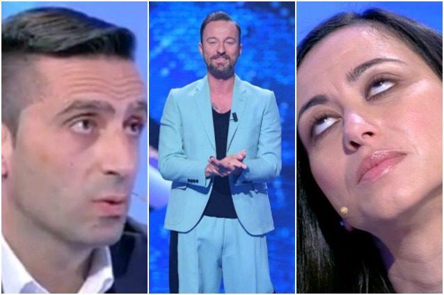 """'C'è un blocco per te', Francesco Facchinetti: """"Se parlassi così a mia moglie, mi ucciderebbe"""""""