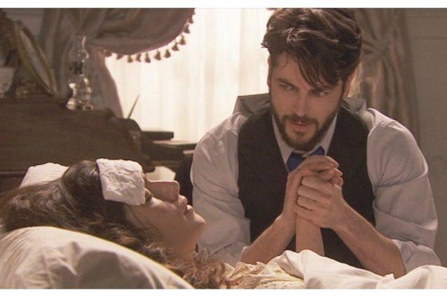 Anticipazioni Il segreto, 27 marzo - 1 aprile: Camila si ammala ed Hernando le confessa di amarla