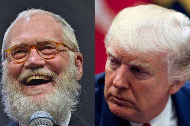 """Il ritorno di David Letterman: """"Vorrei intervistare Donald Trump"""""""