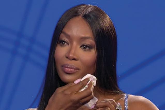 """Le lacrime di Naomi Campbell conquistano gli spettatori in tv, ascolti su per """"Che tempo che fa"""""""