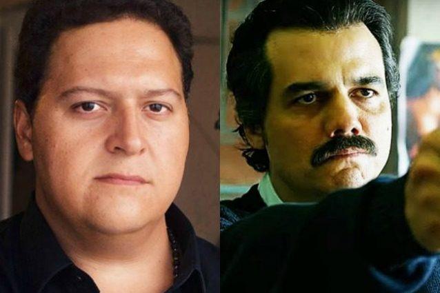 """Il figlio di Escobar: """"Grazie a Narcos ho venduto tanti libri, ma mente su mio padre"""""""