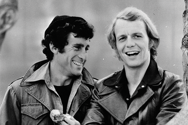 Starsky e hutch amici fino alla fine paul michael glaser for Film sedia a rotelle 2018