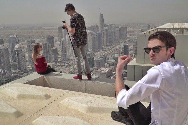 Fabio Rovazzi sarà inviato per Le Iene, è a Dubai per registrare il suo primo servizio