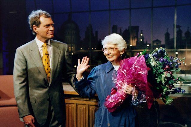 I 70 anni di David Letterman rovinati dal lutto: è morta la madre Dorothy