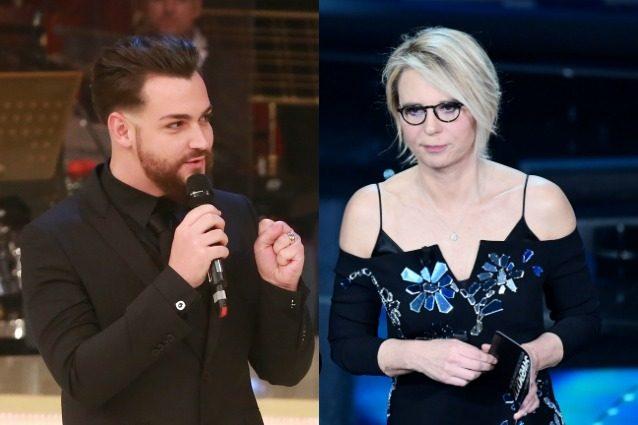 """Valerio Scanu attacca gli ex 'Amici' che hanno difeso la De Filippi: """"Leccate di cu**"""""""