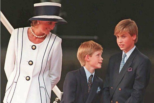 William e Harry racconteranno Lady Diana in tv a 20 anni dalla morte della principessa