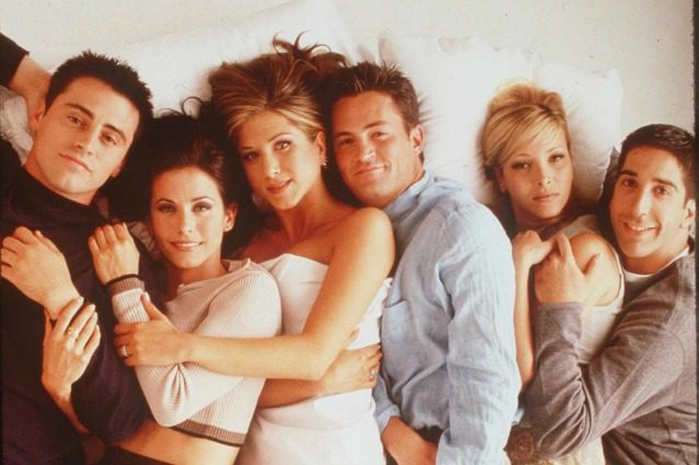 """Friends"" dalla tv al palcoscenico, la sitcom diventa un musical di Broadway"