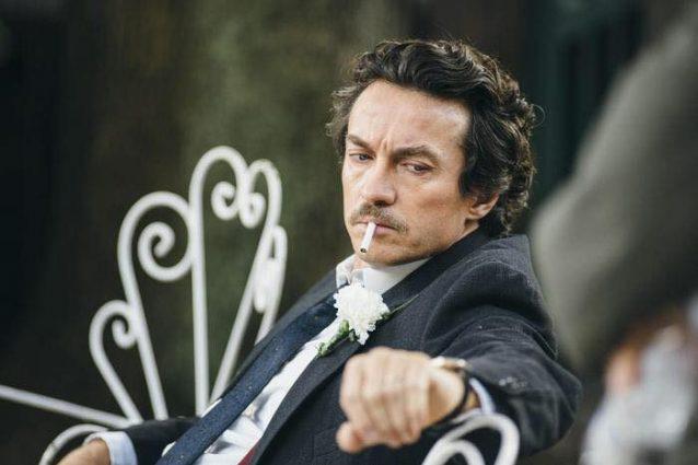 Il personaggio Giovanni Franza interpretato da Alessio Boni
