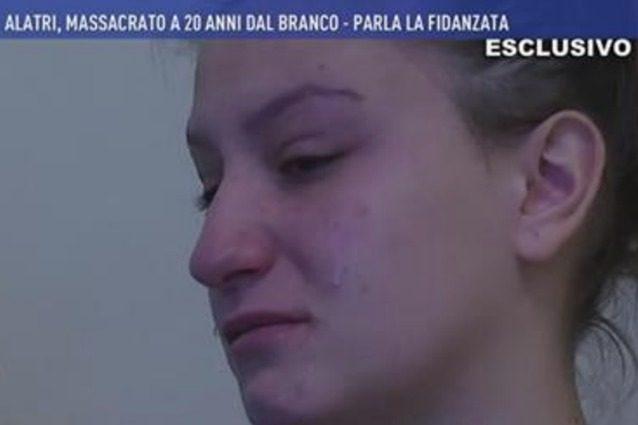"""Il dolore della fidanzata di Emanuele Morganti: """"Vittima di una violenza immotivata, amavo tutto di lui"""""""