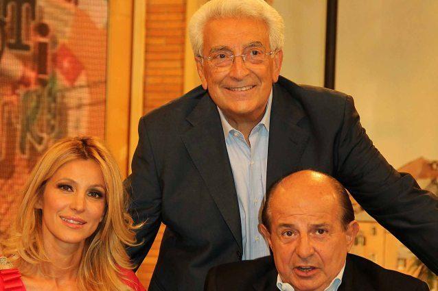 """Michele Guardì: """"Mi auguro che Magalli si scusi con la Volpe, professionista seria"""""""
