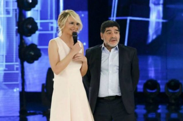 Anticipazioni Amici 2017 settima puntata con Maradona: Shady eliminata, Ventura giudice