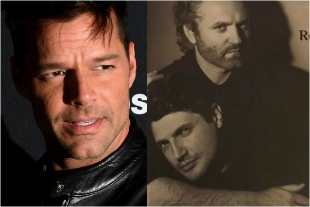 Ricky Martin sarà il compagno di Gianni Versace in American Crime Story