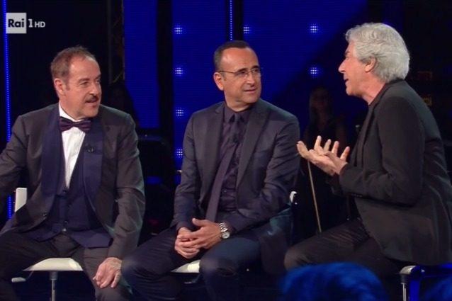 """Solenghi e Lopez in tv dopo l'infarto di Massimo: """"Faremo un nuovo spettacolo insieme"""""""