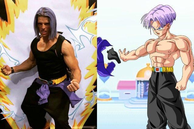 Ossessionato da Dragon Ball, spende 5 mila dollari l'anno per diventare il Trunks umano