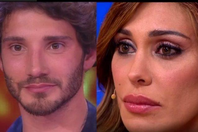 """""""Mio figlio mi riempie la vita tutti i giorni"""": De Martino parla di Santiago e Belén piange"""
