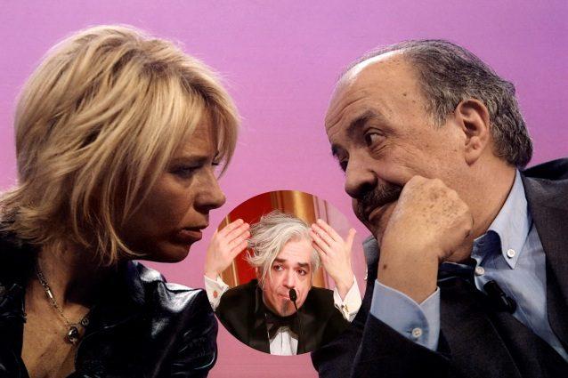 """Costanzo: """"Ho consigliato a Maria De Filippi di liberarsi di Morgan molto prima del fattaccio"""""""