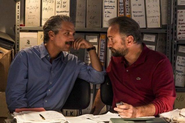Beppe Fiorello conquista il pubblico ricordando Falcone e Borsellino