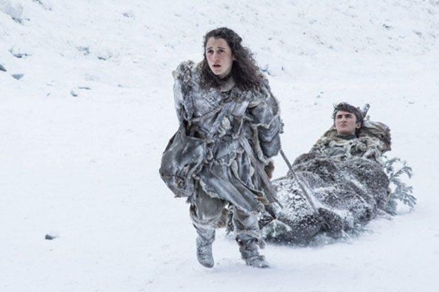 Immagine di scena della settima stagione di Game of Thrones