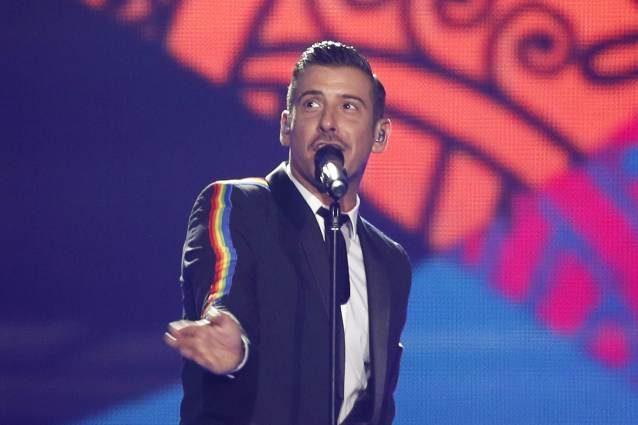 Francesco Gabbani all'Eurovision 2017 vince di un soffio sull'ottava puntata di Amici
