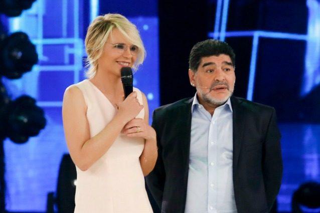 """Maradona: """"Da 13 anni non mi drogo più. Se la gente lo volesse, allenerei il Napoli"""""""