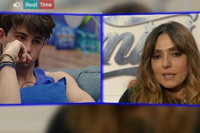"""Amici 2017, Ambra a Riccardo Marcuzzo: """"È un personaggio pop ma è difficile andare oltre"""""""