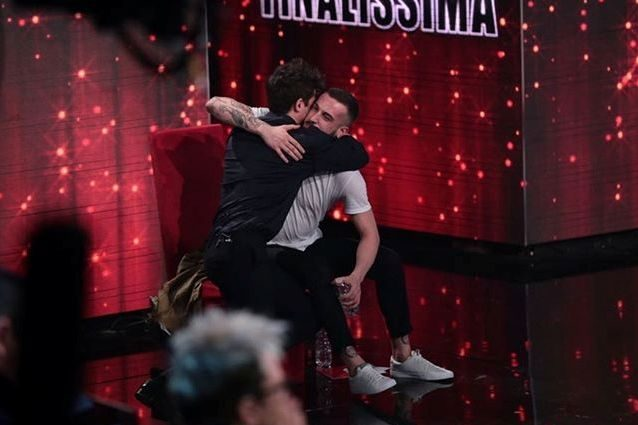 """Riccardo Marcuzzo: """"Amici l'ha vinto un ballerino, ma io sono il vincitore nel canto"""""""