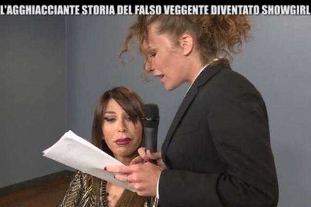 """Ricoverata Sveva Cardinale, la """"veggente"""" incastrata da Le Iene ha avuto un malore"""