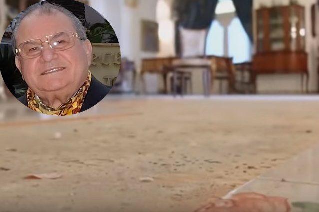 """La moglie e la figlia di Antonio Polese: """"Le mattonelle sotto la bara si sono sollevate """"(VIDEO)"""