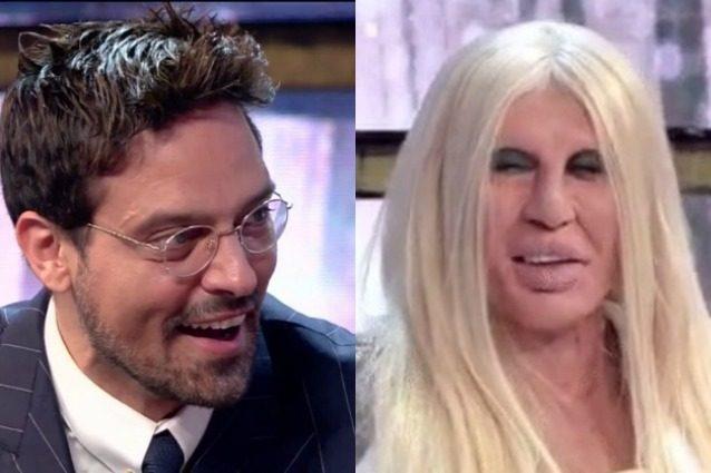"""Virginia Raffaele gioca con il doppio senso, a Gabriel Garko: """"Sei di bosco o di riviera?"""""""
