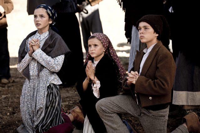 Film evento 'Il miracolo di Fatima' a 100 anni dall'apparizione della Madonna in Portogallo