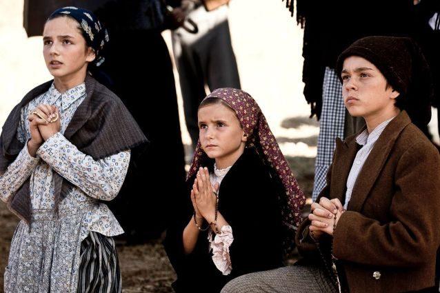 Il film Il miracolo di Fatima, trasmesso nel centenario delle apparizioni, vince la serata tv