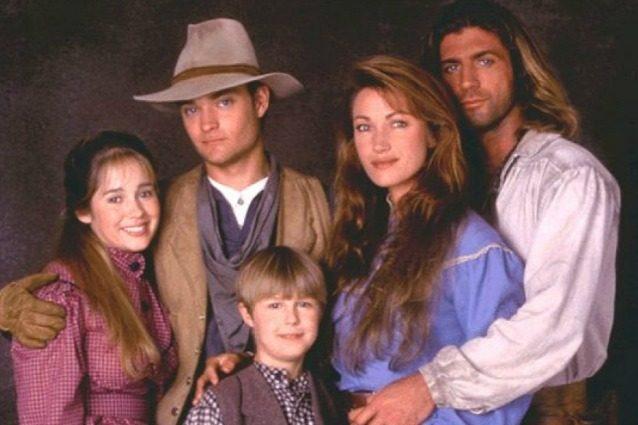 """""""La signora del West"""", ecco che fine hanno fatto gli attori della serie con Jane Seymour"""