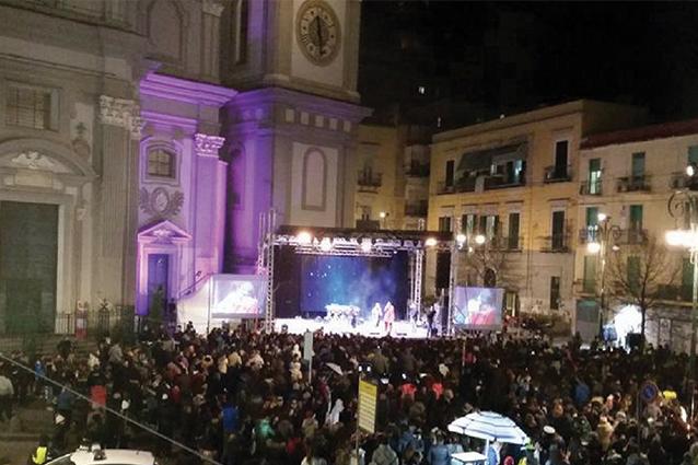 Sky Arte Festival, che 'Notte Bianca' tra i quartieri di Napoli