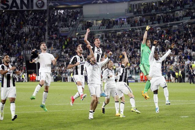 La Juventus vola in finale di Champions e stravince nella gara d'ascolti
