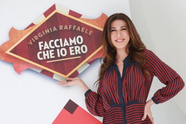 """Virginia Raffaele può esultare, """"Facciamo che io ero"""" vince la gara d'ascolti"""