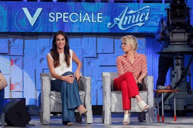 """Maria De Filippi: """"Morgan? Una sfida persa. Il Trono Gay tornerà a settembre"""""""