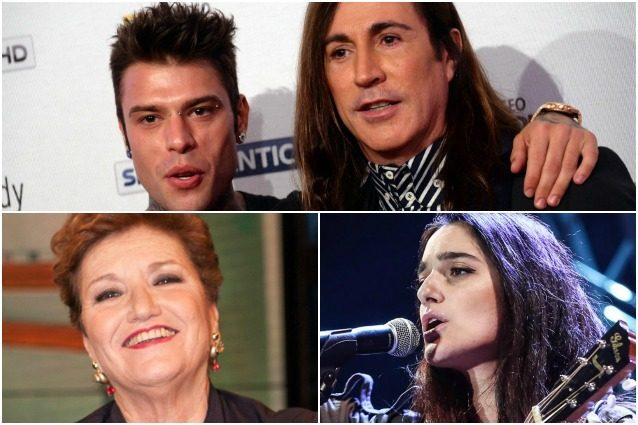 Giuria X-Factor 2017: confermati Fedez e Manuel Agnelli, torna Mara Maionchi con Levante