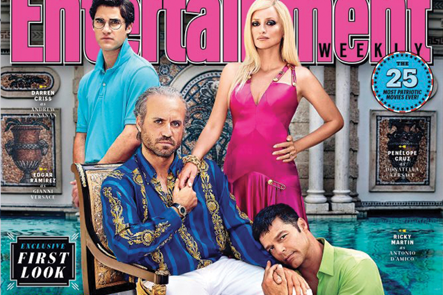 """The Assassination of Gianni Versace: American Crime Story"", ecco la prime foto ufficiale"