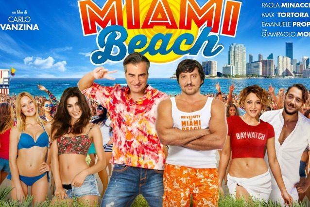 'Miami Beach' vince la gara degli ascolti, la commedia di Vanzina batte 'Solo per amore 2'