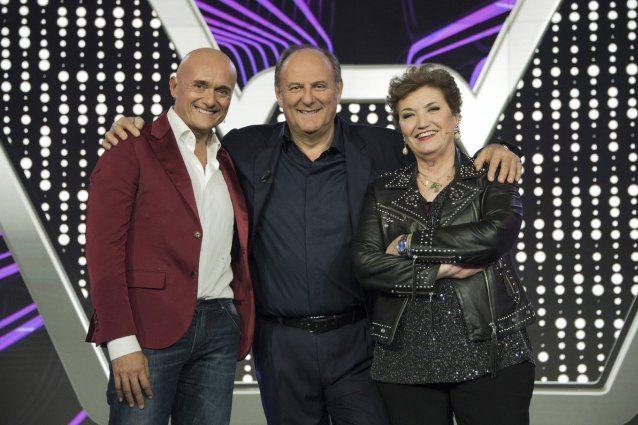 """The winner is, Gerry Scotti con Signorini e Mara Maionchi: """"Sarà un pugno allo stomaco"""""""