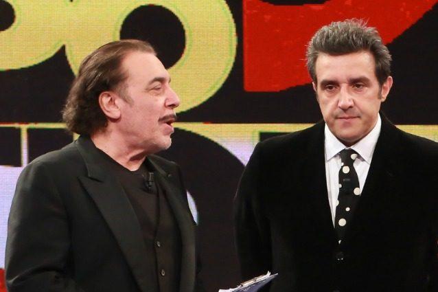 """Nino Frassica: """"Flavio Insinna è un perfezionista e a volte si arrabbia. Si è scusato e va perdonato"""""""
